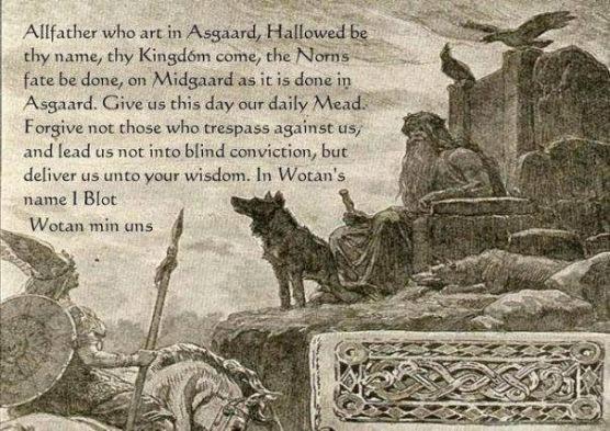 Bildergebnis für Bilder von Asgard und Wotan/ Odin