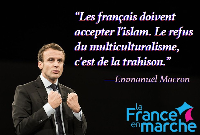 Macron: an ally of Islam | GalliaWatch