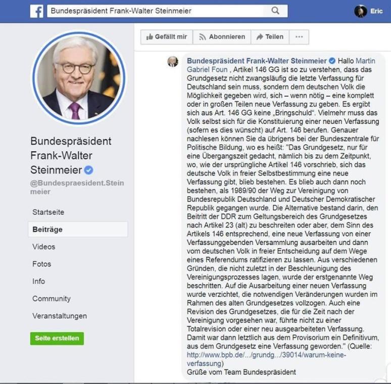 Steinmeier