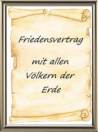 Friedensvertrag