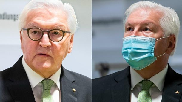 Steinmeier-Maske